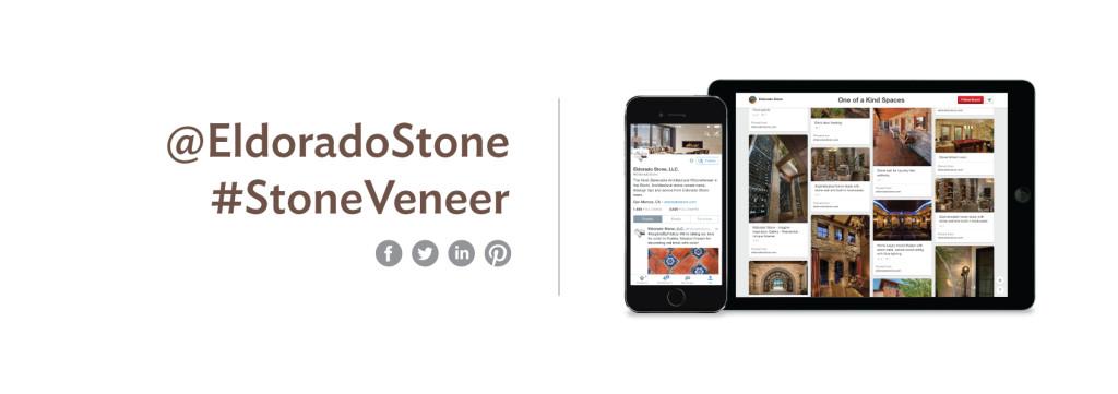 Eldorado Stone social media