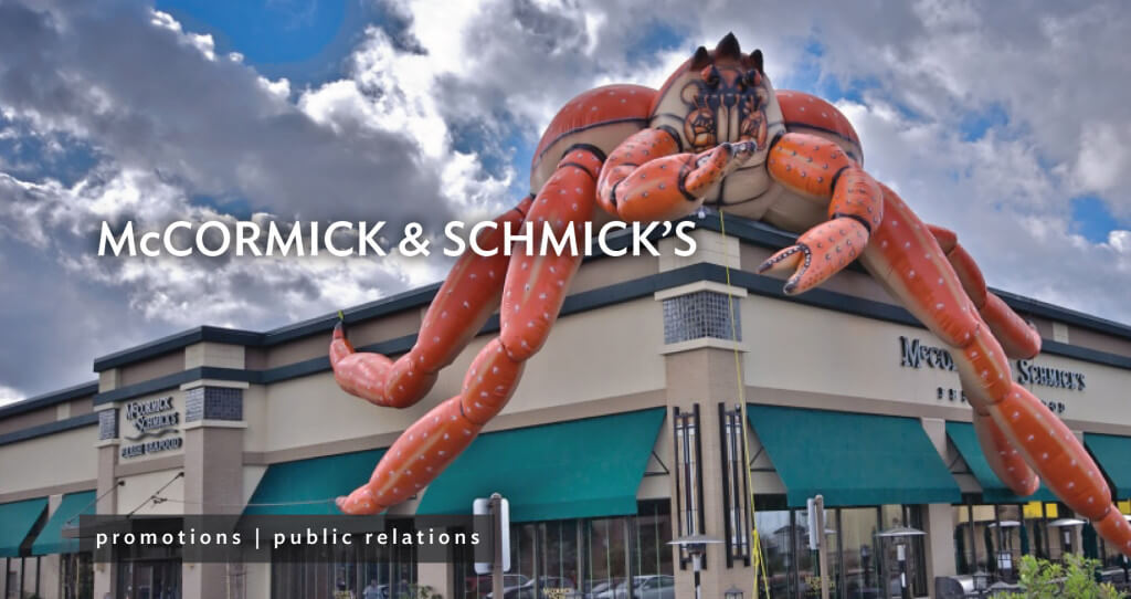 McCormick and Schmick's Case Study