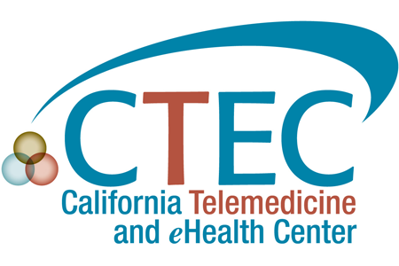 California Telemedicine and eHealth Center logo