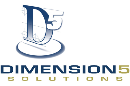 Dimension 5 solutions logo