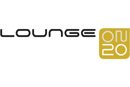 Loung on 20 logo