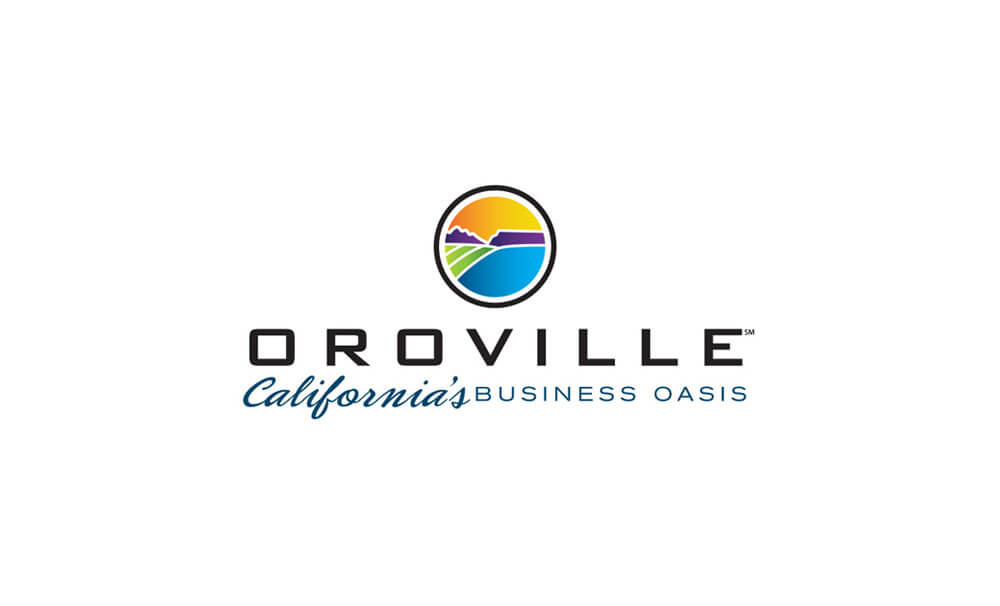 Oroville Economic Alliance logo design