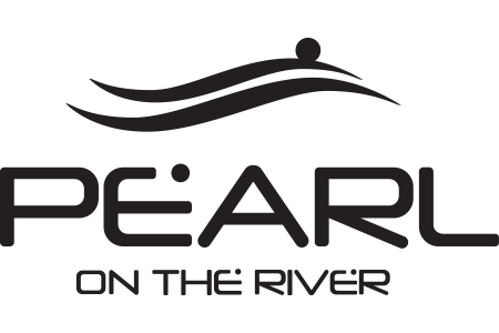 Pearl on the River logo