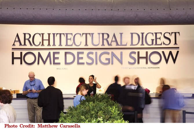 Merlotu0027s Top 10 From The Architectural Digest Home Design Show In NYC