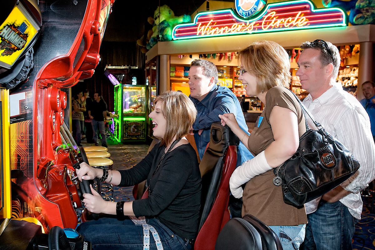"""dave and busters marketing plan """"to deliver an unparalleled guest experience through the best – will result from execution of marketing strategic plan for dave & buster's."""