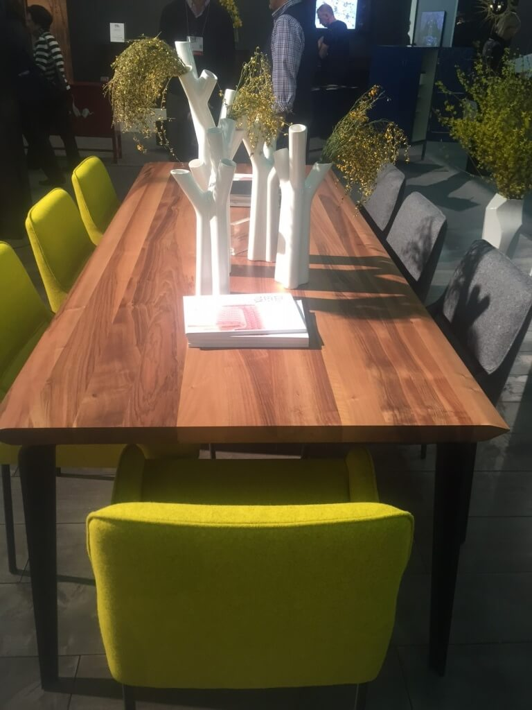Ligne Roset Table and Chairs
