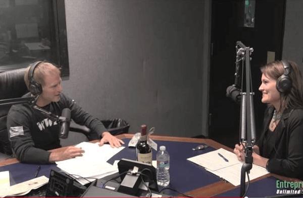 Debi Hammond on Entrepreneurs Unlimited radio show