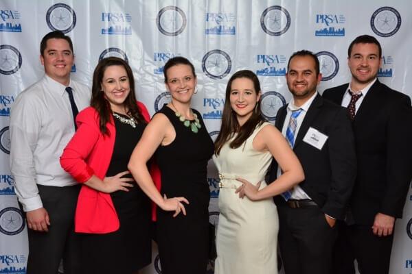 Merlot Marketing at the PRSA Awards