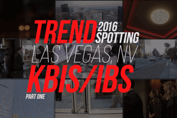Trendspotting KBIS and IBS 2016 Video Part One