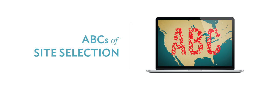ABCs of Site Selection Video