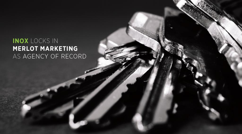 Inox names Merlot Marketing as Agency of Record