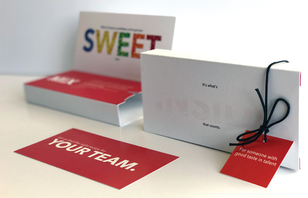 Connect Point Jelly Belly Box - Promotional Collateral