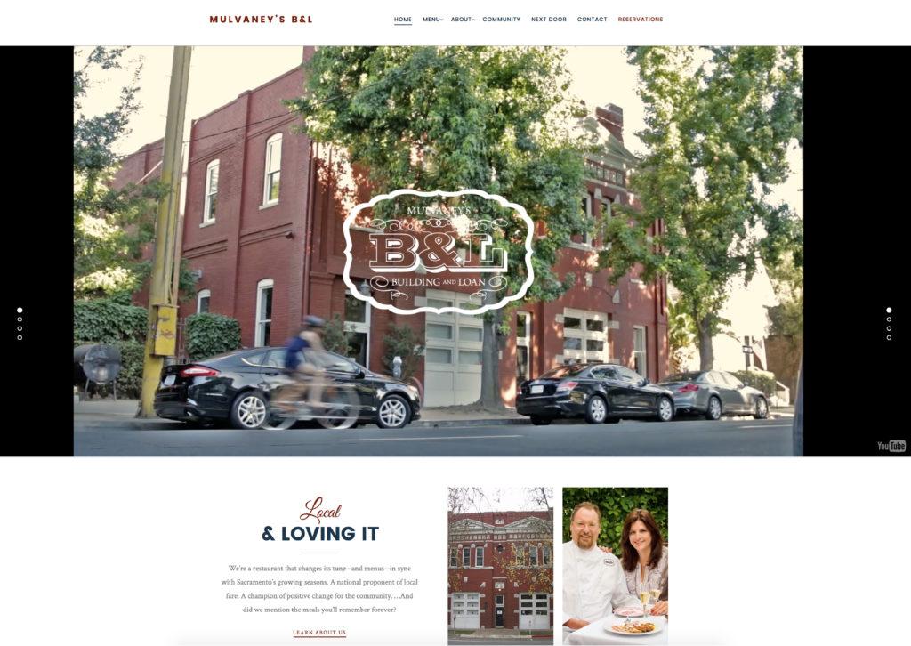 Mulvaney's B&L Website
